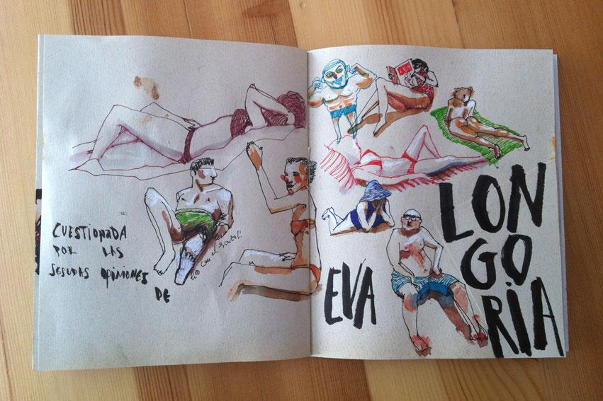 """<p><span style=""""color: #808080; font-size: 9pt;"""">Cuestionada por las sesudas opiniones de Eva Longoria"""
