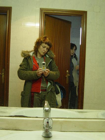 """<p><span style=""""font-size: 8pt; color: #808080;"""">Estación autobús Madrid - Bilbao. Lerma.</span></p>"""