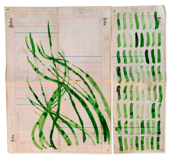 "<p><span style=""color: #808080; font-size: 8pt;"">Acuarela y tinta sobre papel. 42x43</span></p>"